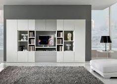 Výsledek obrázku pro vestavná obývací stěna