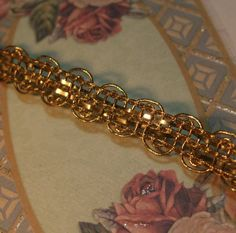 Antique Vintage Gold Metal Passementerie Bobble Tassel Lace Button per bobble