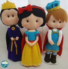 Branca, príncipe e bruxa