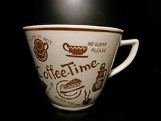 It's always coffee-time
