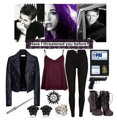 Alice when questioned by Henricksen Cosplay Outfits, Edgy Outfits, Dance Outfits, Cute Casual Outfits, Marvel Inspired Outfits, Character Inspired Outfits, Girls Fashion Clothes, Winter Fashion Outfits, Dean Winchester Outfit