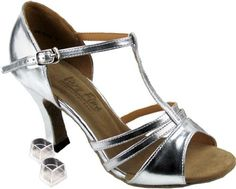 I really want Dirty Dancing shoes...  Very Fine Womens Salsa Ballroom Tango Latin Dance Shoes Style 1683 Bundle with Plastic Dance Shoe Heel Protectors, Silver Leather 8.5 M US Heel 2.5 Inch Very Fine Dance Shoes,http://www.amazon.com/dp/B009DSUGRW/ref=cm_sw_r_pi_dp_wt0urbA8BC444B89