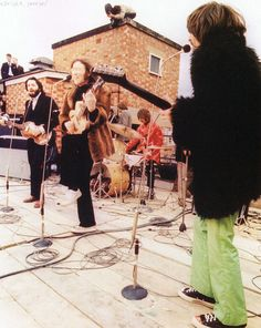 The Beatles, Rooftop 1969