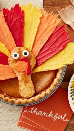 Pumpkin Pie Recipes, Fall Recipes, Holiday Recipes, Pumpkin Pies, Holiday Foods, Wilton Cake Decorating, Cake Decorating Supplies, Cookie Decorating, Christmas Desserts