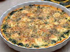Ma Cuisine et Vous | Quiche aux patates douces |   Préparation: 20  minutes       Cuisson: 45  minutes      Ingrédients  (pour 6  personnes):    500gr  de patates douces    250  gr de je...