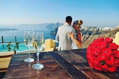 Suites of the Gods #spa hotel - perfect choice for #weddings receptions #events galas conferences and open-air #parties. Book it now www.bookingsantorini.com  #santorini #santorinihotels Santorini Hotels, Receptions, Spa, Parties, Events, Weddings, Table Decorations, Book, Instagram Posts