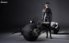 #HotToys #Catwoman #SelinaKyle #TheDarkKnightRises #AnnHathaway