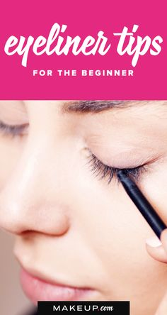 Eyeliner is one makeup technique that takes a ton of practice. It can be tough, even if you've been doing your makeup for years! Follow our guide for tips on how to do the perfect eyeliner, which is made just for beginners!