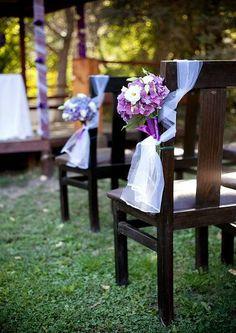Decoración de boda mega romántica [Galería]