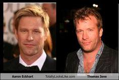 Thomas Jane Look Alike