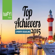Don't Miss Out on Top Achievers 2015 – Start Qualifying NOW.  Grow your #Isagenix business to join us in Hilton Head Island, South Carolina, for our exclusive 2015 Top Achievers event. Why You Should Go For serious Isagenix business builders, this is an event not to be missed. Not only will we celebrate your achievements and provide ample options for reward and relaxation, you'll get to network with—our>http://bit.ly/1neEHcC  #Isachef