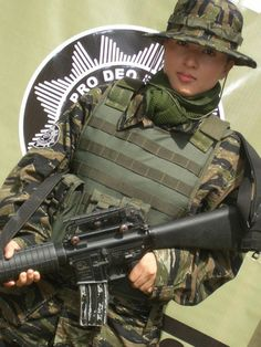 What to ear as a girl in airsoft