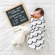 Oh the baby fever! | Modern Burlap