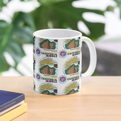 'Paul Bufano Cafeteria Jangle' Mug by richwear Sell Your Art, My Arts, Art Prints, Mugs, Printed, Tableware, Awesome, People, Products