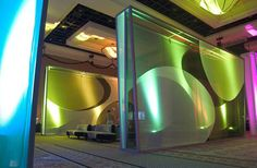 Fabric Structures | Projects | Function | Lighting