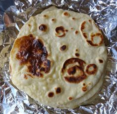 Brittany Cooks: Homemade Naan