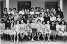 El-Affroun Ecole des filles 1961-1962