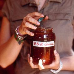 Hickory House BBQ Sauce ~~~ Ingredients ~ 2 cups ketchup ~ cup dark brown sugar ~ 4 cloves garlic, finely chopped ~ cup Worcestershire ~ TBS white or cider vinegar ~ tsp barbecue spice ~ tsp black pepper ~ Salt Barbecue Sauce Recipes, Barbeque Sauce, Bbq Sauces, All You Need Is, Ketchup, Hickory House, Most Pinned Recipes, Bbq Beans, Marinade Sauce
