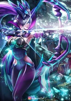 Miya Modena Butterfly Mobile Legends - HensenFM by HensenFM on DeviantArt Mobile Legend Wallpaper, Hero Wallpaper, Wallpaper Keren, Bruno Mobile Legends, Miya Mobile Legends, Best Hero, All Hero, Mobiles, Backgrounds Hd