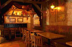 Fado Irish Pub & Restaurant Chicago Interiors by Fado Irish Pub - Chicago, via Flickr