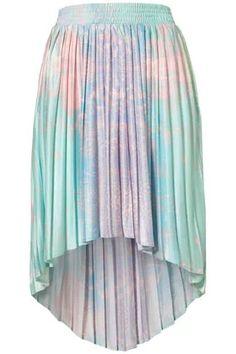 """Earth Printed Dip Back Skirt"" https://sumally.com/p/343759"
