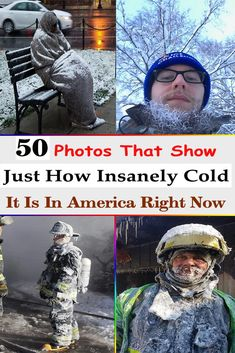 Polar Vortex means an upper-level low-pressure area lying near the Earth's poles, it impacts the climate in ne 50 Photos That Show Just How Insanely Cold It Is In Right Now Funny Images, Funny Pictures, Funny Jokes, Hilarious, Shocking Facts, Relationship Memes, Right Now, Just Kidding, Offensive Memes