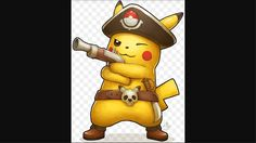 Pikachu(pirate)