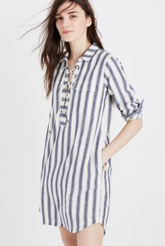 madewell striped lac