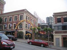 Ghiradelli Square San Francisco