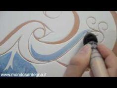 ARTIGIANATO ARTISTICO - KERNOS CERAMICHE - YouTube