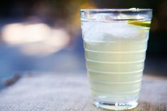 Homemade Ginger Ale on Simply Recipes