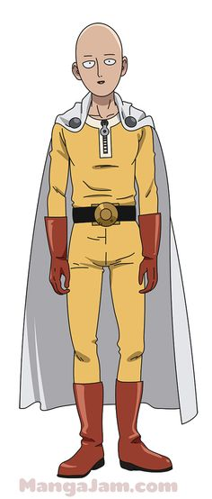 Let's learn how to draw Saitama from One Punch Man today! Saitama (サイタマ, Saitama) is the main protagonist of One-Punch Man and the most powerful hero alive. Saitama faces a self-imposed existential crisis, as he is now too powerful to g. Saitama One Punch Man, Anime One Punch Man, Saitama Sensei, Super Anime, Man Sketch, Male Cosplay, Cool Sketches, Manga Characters, Anime Kawaii