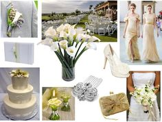 Pink Swan Events - Calla Lily Inspiration (www.PinkSwanEvents.com)