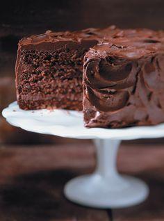 Gâteau au chocolat (3) Recettes   Ricardo