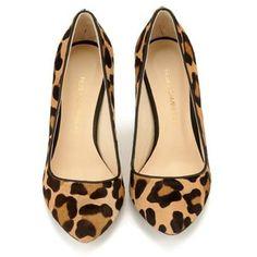more cheetah shoes!