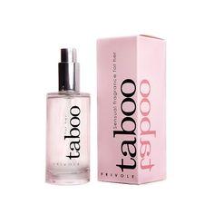 Perfume de Feromonas Femenino Taboo Frivole 50 ml - 1313