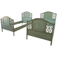 Pair of 1930 Twin Beds