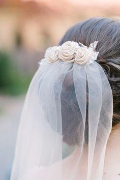 brides of adelaide magazine - neutral wedding - beige wedding - elegant - sophisticated - veil