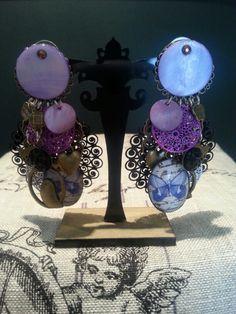 Les printanières violettes