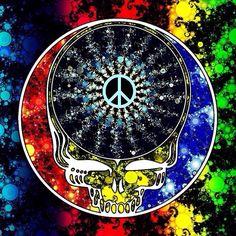 Grateful Dead Tattoo, Grateful Dead Image, Grateful Dead Poster, Terrapin, Hippie Peace, Dark Star, Forever Grateful, Face Art, Best Part Of Me