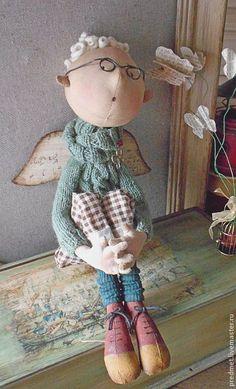 Коллекционные куклы ручной работы. Заказать Мысли-бабочки. Дана Свистунова…