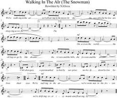 Walking In the AIr (The Snowman)