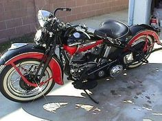 Harley Davidson Panhead #harleydavidsonbobbersvintage #harleydavidsonchoppersvintage