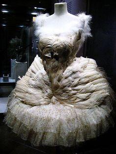 Tutu de Anna Pavlova dans la mort du Cygne