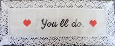 Images For > Subversive Cross Stitch Sayings