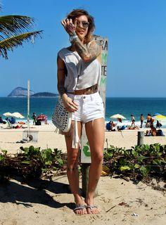 MC | LIFESTYLE CARIOCA: #LOOK RICH BEACH