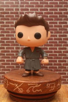 Supernatural MoL Bunker Dean Winchester Custom Funko by MistyFigs Funko Pop Box, Pop Goes The Weasel, Custom Funko Pop, Toy Basket, Dog Chew Toys, Supernatural Fans, Funko Pop Figures, Dean Winchester, Are You The One