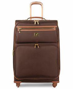 "Diane von Furstenberg Private Jet II 24\"" Expandable Spinner Suitcase"