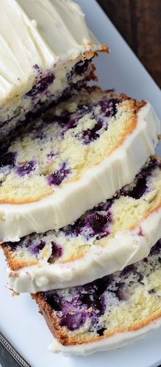 This Blueberry Lime Cream Cheese Pound Cake is so easy to make. Made with cream cheese & fresh blueberries, it's moist, delicious and bursting with color. Blueberry Pound Cake, Blueberry Desserts, Just Desserts, Delicious Desserts, Dessert Recipes, Yummy Food, Lime Desserts, Blueberry Cheesecake, Petit Cake