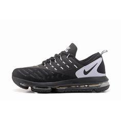2097dcc7d0003 Ofertas especiales Hombres Zapato De moda Nike Air Max 2018 Gris Negro  Blanco  NikeAirMax2018